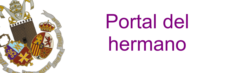 portal del hermano hermandad de jesus