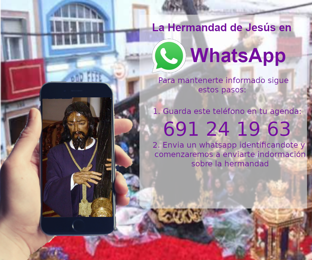 whatsapp jesus