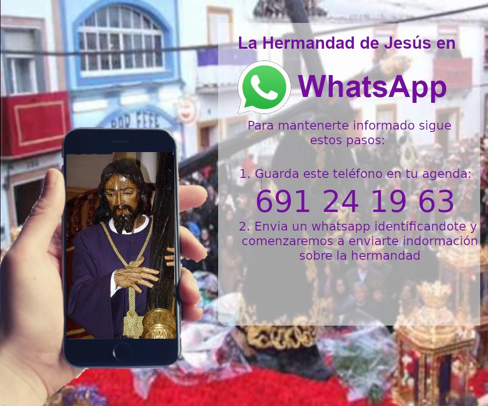 whatsapp jesus