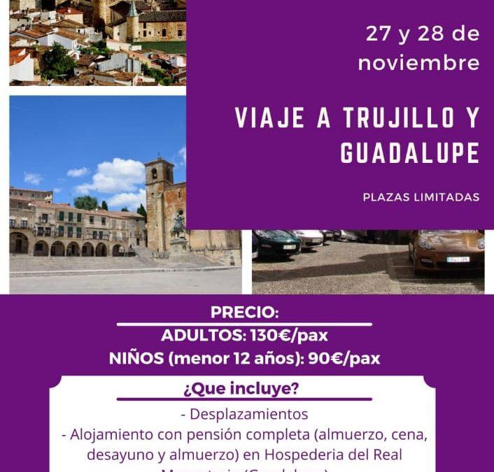 Viaje Trujillo – Guadaluoe