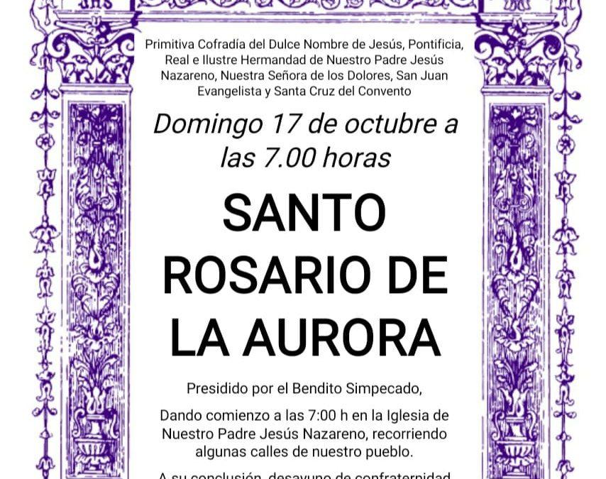 Santo Rosario de la Aurora